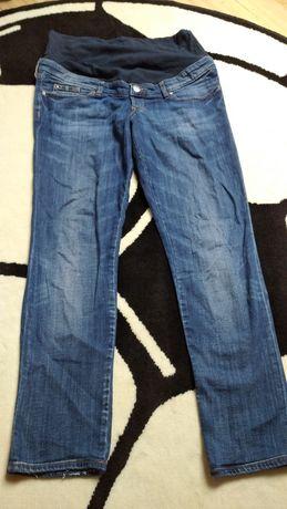 Spodnie jeansowe ciążowe H&M