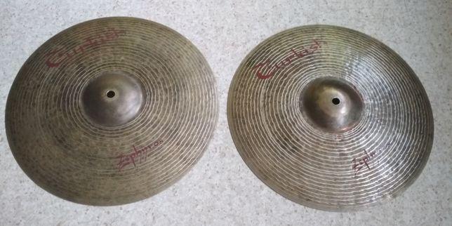 Hi-hat Turkish Zephyros 14