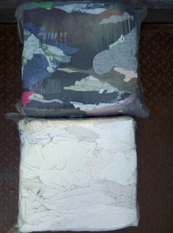 Czysciwo Biale Kolor Bawelna 10kg