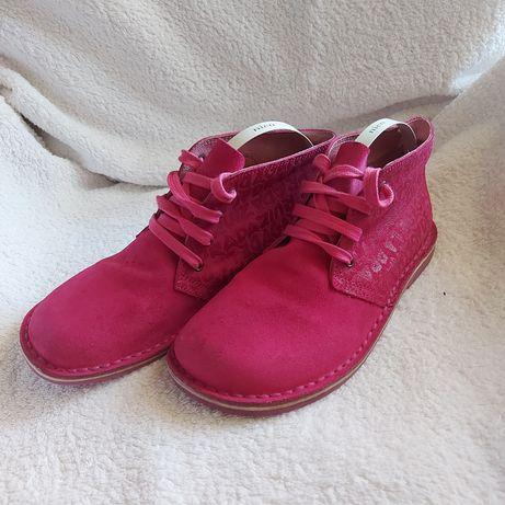 Ботинки agatha ruiz de la prada 33p розовые