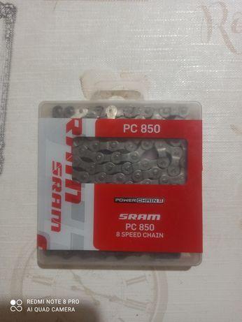 Łańcuch rowerowy sram pc 850 do kaset 7 i 8