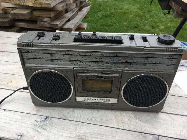Radiomagnetofon sound 4000