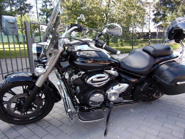 Yamaha XVS 950 jak NOWA 29000km Polski salon Bezwypadkowa 2012r