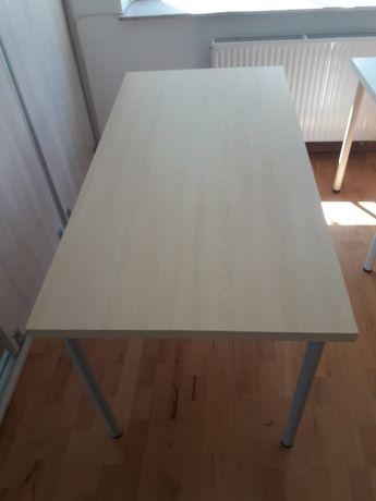 Stół Ikea kolor jasny brąz lub biały