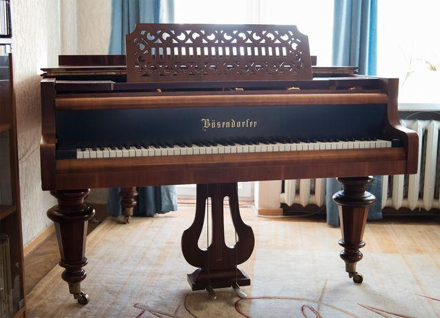 "Продам рояль ""Bösendorfer"". Можлива оренда (Аренда)."