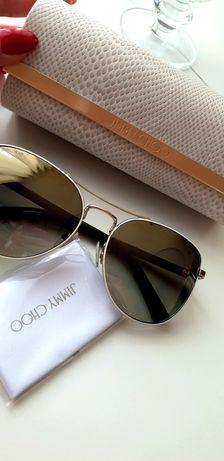Oryginalne okulary Jimmy Choo NOWE