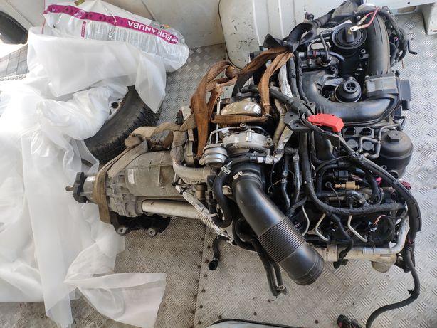 Skrzynia biegów Audi A6 C7 3.0 TDI 313 km symbol silnika CGQ 160 tys