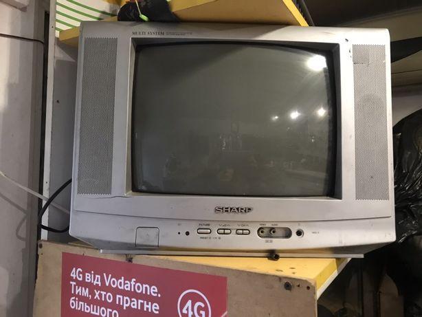 Телевизор цветной 250гр SHARP