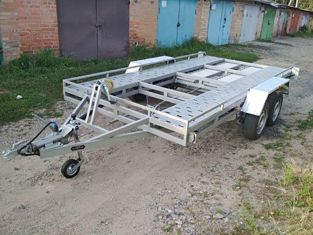 Аренда прокат лафета лавета автовоз эвакуатор 600грн/сутки.