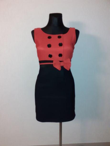Sukienka S/M elastyczna