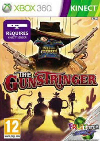 """""""The Gunstringer"""" gra Kinect Xbox 360"""