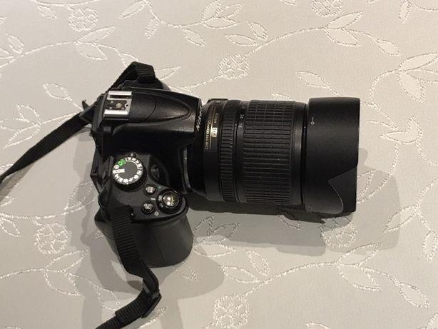 Nikon D5000 +Nikon DX 18-105mm