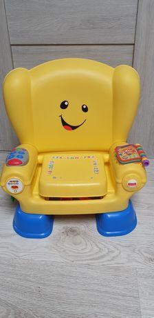 Fisher Price edukacyjny fotelik dla malucha