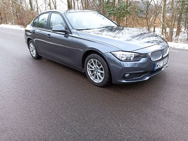 BMW F30 320i LCI