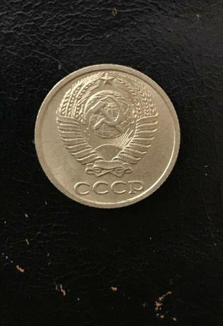 Оригинальная СССР монета, 10 копеек 1983