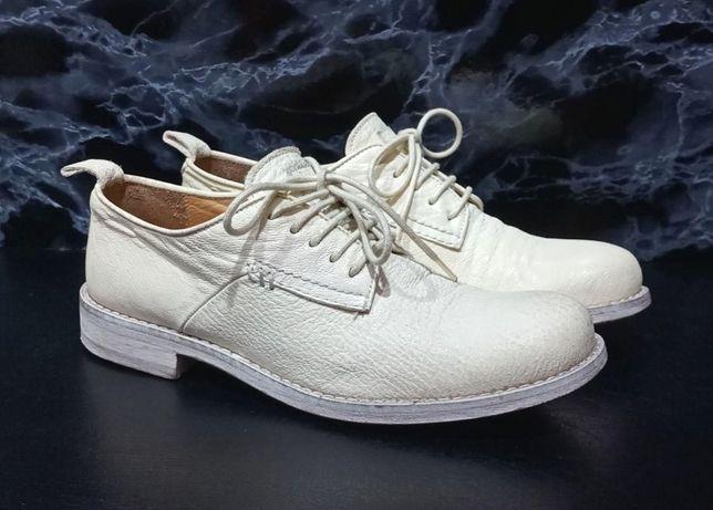 Кожаные женские туфли оксфорды Hope