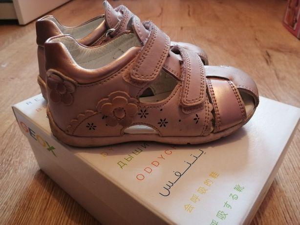 Sandały geox dziewczynka 15 cm