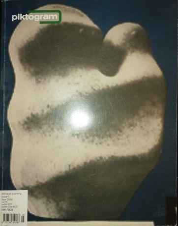 Piktogram czasopismo artystyczne - plastyczne - graficzne 2006