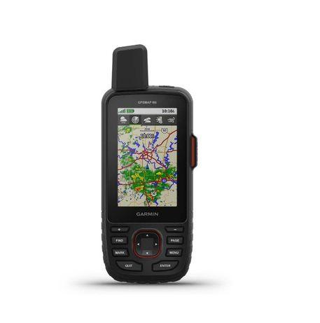 Garmin GPSMAP 66i Туристический Коммуникатор GPS Навигатор 010-02088-0