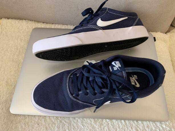 Nike слипоны 41'