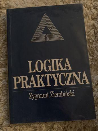 Logika praktyczna Zygmunt Ziembinski