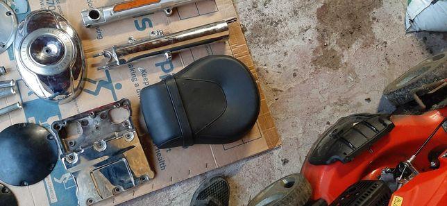 Harley dyna siedzenie pasazera czesci