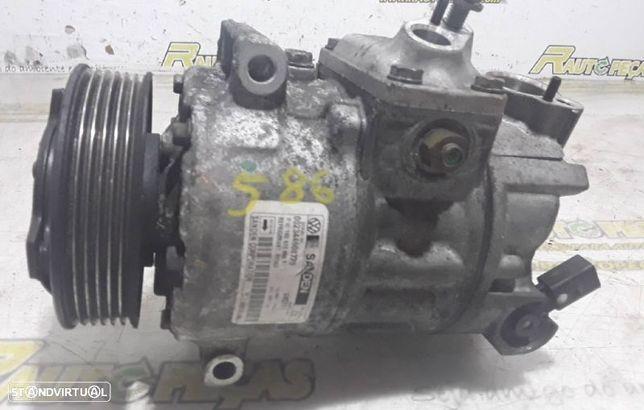 Compressor Do Ac Volkswagen Golf V Variant (1K5)