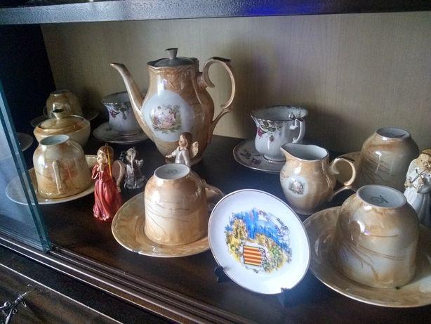 Serwis , kawa , porcelana ,super