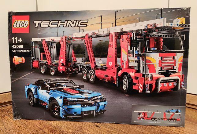 NOWE Klocki LEGO Technic Laweta 42098 ŚLĄSK A1 Woźniki Siewierz