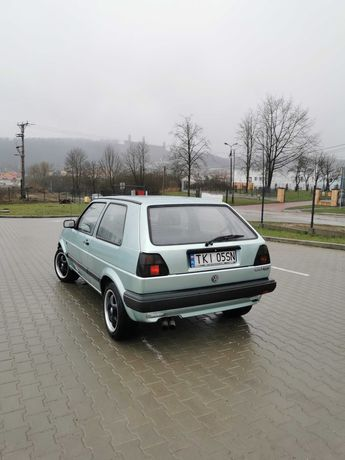 Volkswagen Golf 2 1.9tdi 1z