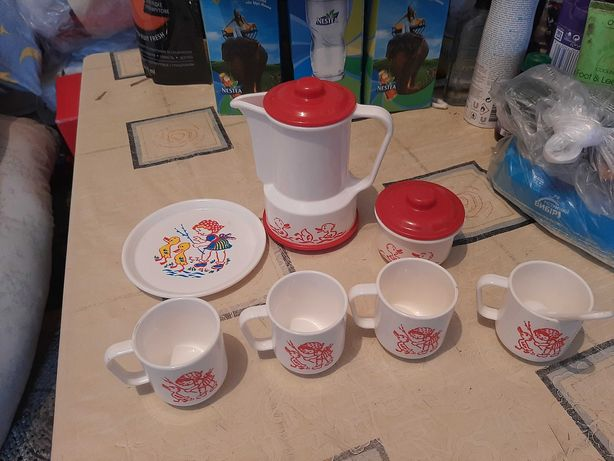Продам игрушечная Посудка СССР набор
