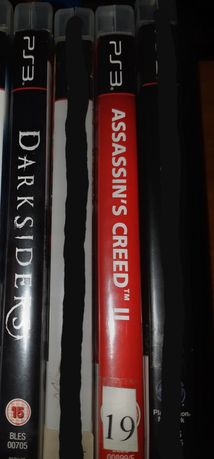 Gry Assassin creed 2 i Darksiders ps3