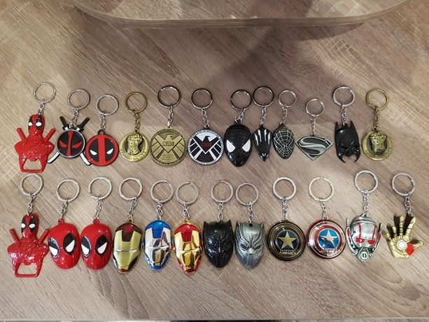 Брелок Марвел в ассортименте! Marvel, Avengers.!