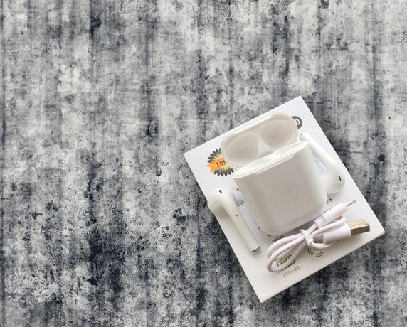 Беспроводные наушники Apple Airpods H1 bluetooth блютуз