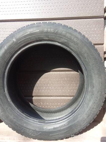 Продам пару зимової гуми Michelin 215×55R16
