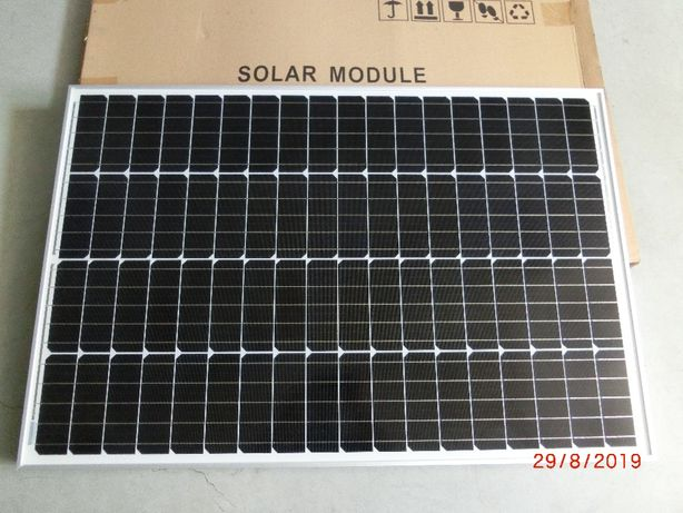 Painél solar monocristalinos 100w - 12v NOVO
