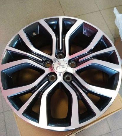 Новые R18 5x114,3 Оригинальные литые диски Mitsubishi Outlander