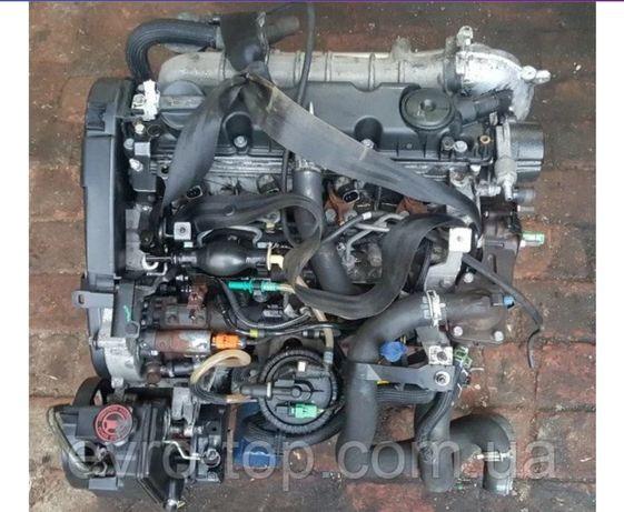 Двигатель DW10TD 2,0 ситроен с5 берлинго пежо є навісне коробка