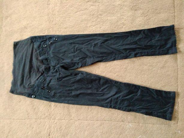 Spodnie ciążowe czarne H&M Mama, rozmiar 40