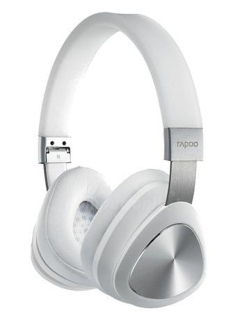 Słuchawki BLUETOOTH 4.1 NFC białe Rapoo S700