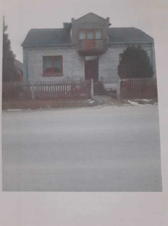 Sprzedam dom wolno stojący