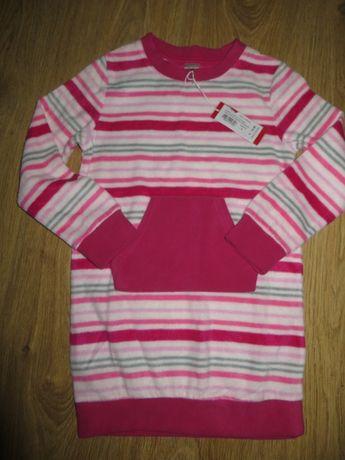 Пижама ночнушка флисовая yamamay(Италия) на 4-12 лет