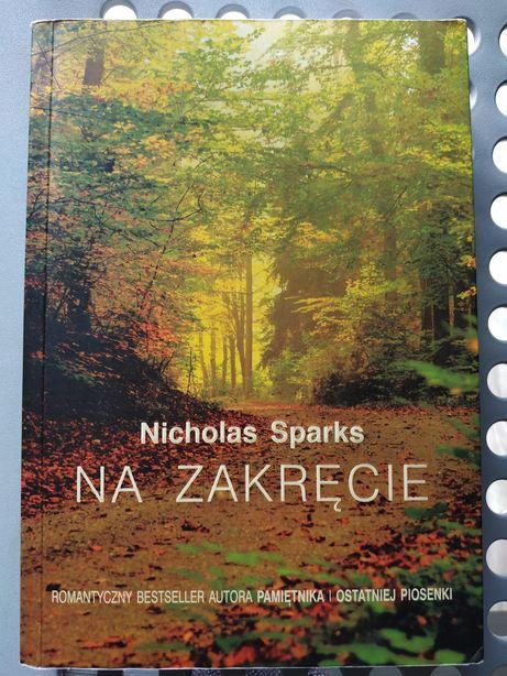 Na zakręcie - Nicholas Sparks