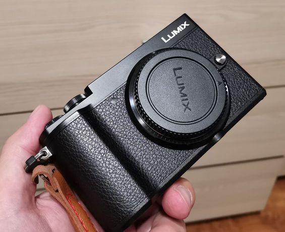 Panasonic Lumix GX9 4K przebieg 400 zdjęć! Gwarancja