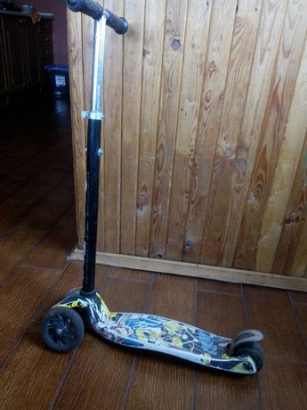 Самокат scooter на запчасти