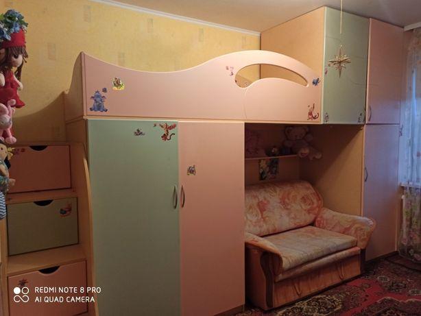 Спальный детский гарнитур