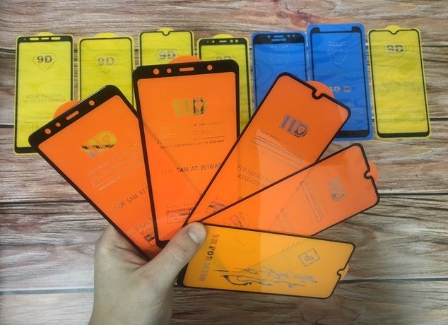 Защитное стекло 3д/9d на Xiaomi Redmi Note 8 Mi Pro сяоми редми нот