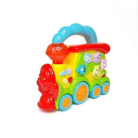 """Музична іграшка """"Паровозик"""" - Розвива6ки - розвиваючі іграшки від 0+"""