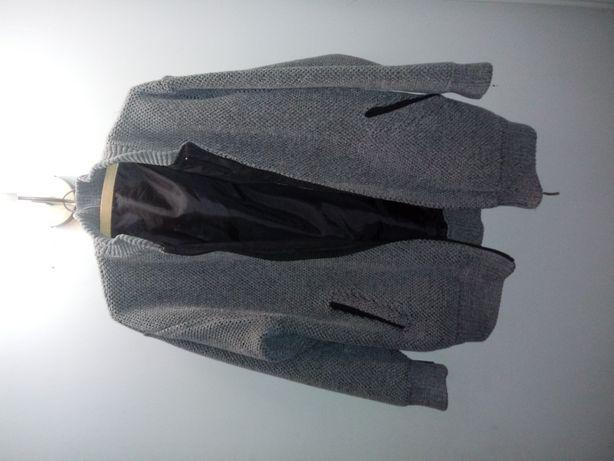 Kurtka-sweter