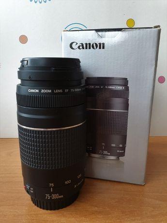 Obiektyw Canon 75-300 mm